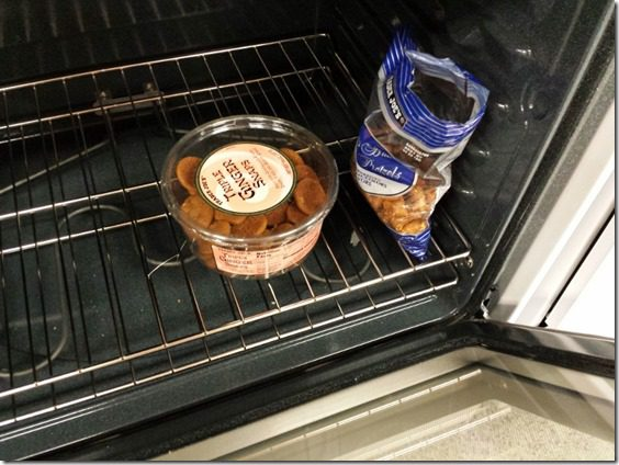 snacks in the oven 800x600 thumb Do You Gain Weight From Not Exercising