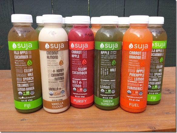 Iced Coffee Almond Protein Shake And Suja Giveaway