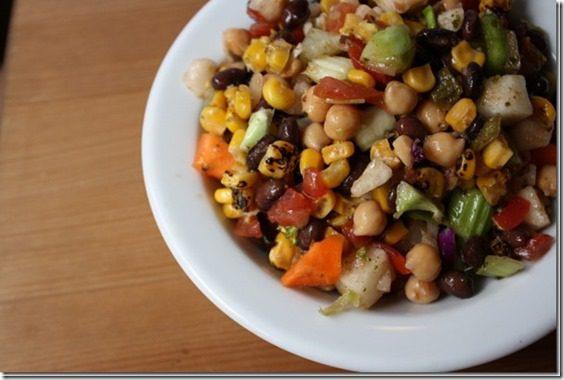 vegetarian mexican dish