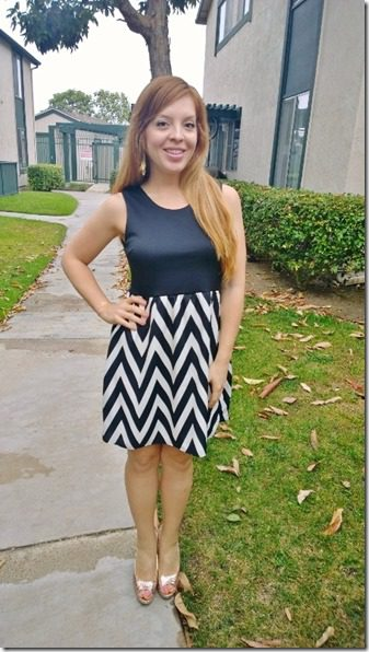 stitchfix review dress