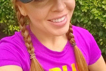 What I Ran and Ate and Wore on National Running Day and Stop Grabbing Your Butt