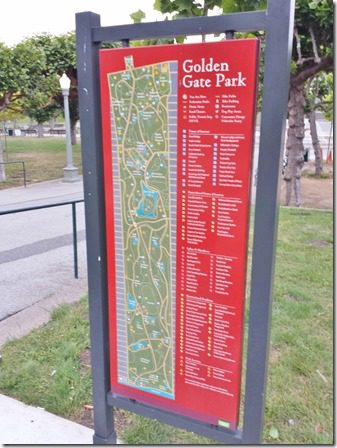 golden gate park map 600x800 thumb Walk in Golden Gate Park