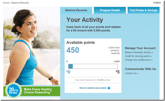 image thumb5 Get Paid to Be Healthy–Balance Rewards