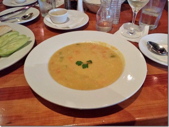 lentil soup 800x600 thumb The Fanciest McDonald's Of Your Life