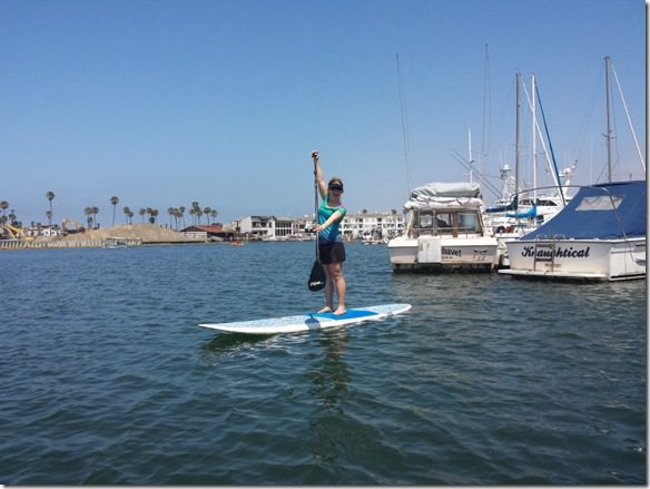 paddle board runeatrepeat 800x600 thumb Summer of Groupon–My Best Summer Challenge