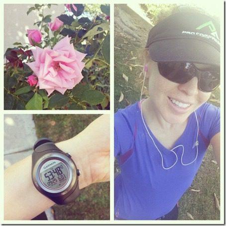 run after marathon