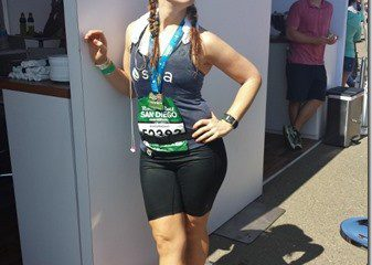 Suja Rock N Roll Marathon Results and Fun in SD