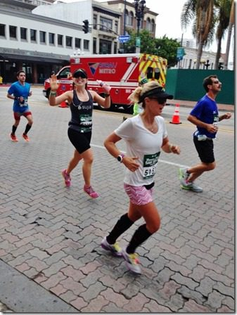 running rock n roll san diego results with skinnyrunner 600x800 thumb Suja Rock N Roll Marathon Results and Fun in SD