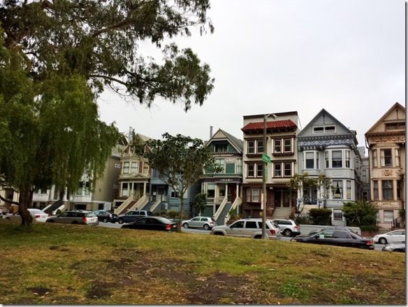 san francisco houses 800x600 thumb Walk in Golden Gate Park