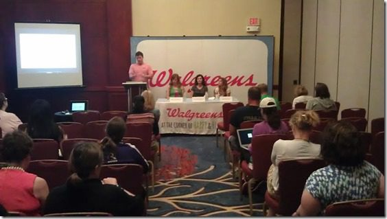 walgreens session thumb Saturday at Fitbloggin in Seven Points…