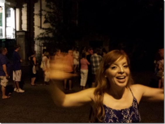 20140627 214711 800x600 thumb How to Take a Ghost Tour in Savannah   Summer Fun