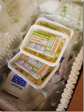 F3 Foods Fresh Meal Delivery Review