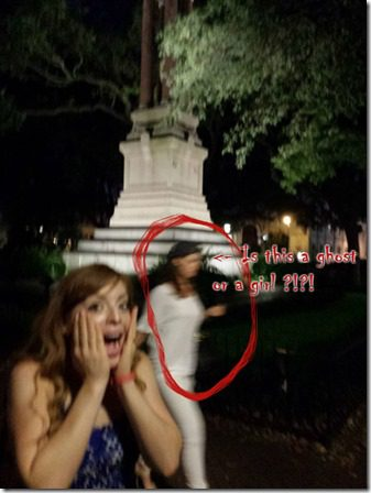 ghost or a girl summer of groupon  thumb How to Take a Ghost Tour in Savannah   Summer Fun