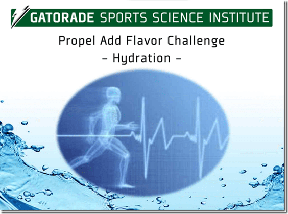 hydration challenge to drink enough