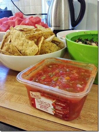 sabra salsa party 600x800 thumb Meatless Monday Party Because…. announcement