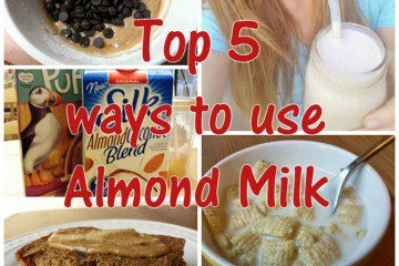 Top 5 Ways to Use Almond Milk