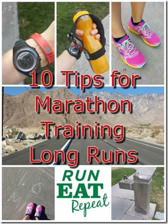 10 tips for marathon training