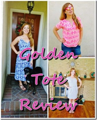 Golden Tote Review  fashion