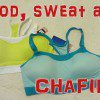Show me your boob… sweat: Sports Bra Chafing and Marathon Running.