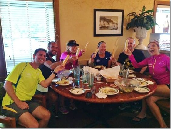 cheers to olive garden 600x450 600x450 thumb Hood to Coast Relay Race Recap