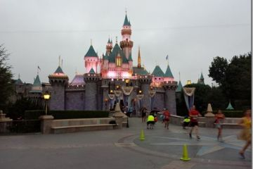 Disneyland 10k Race Recap