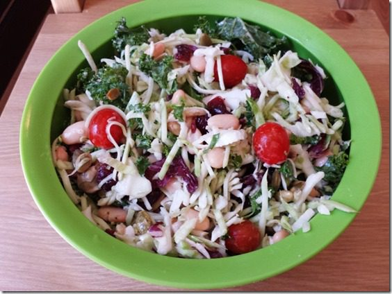 favorite salad vegetarian 800x600 thumb New Discounts and Coupon Codes for Runners August