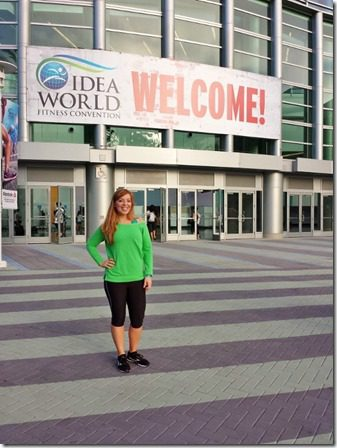 idea fitness conference blogfest day 1 600x800 thumb IDEA World Fitness Convention and BlogFest Fun
