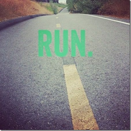 motivation monday run