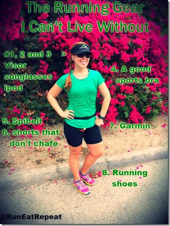 must haves for runners  thumb Running Gear I Can't Live Without