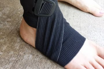 ACE Brand Bandage New Clip Review for Runners