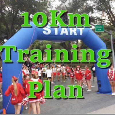 Turkey Trot 10K Training Plan