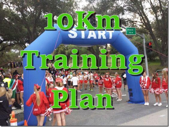 10k training plan beginner