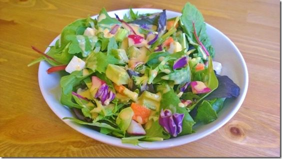 healthy hummus salad dressing recipe 2