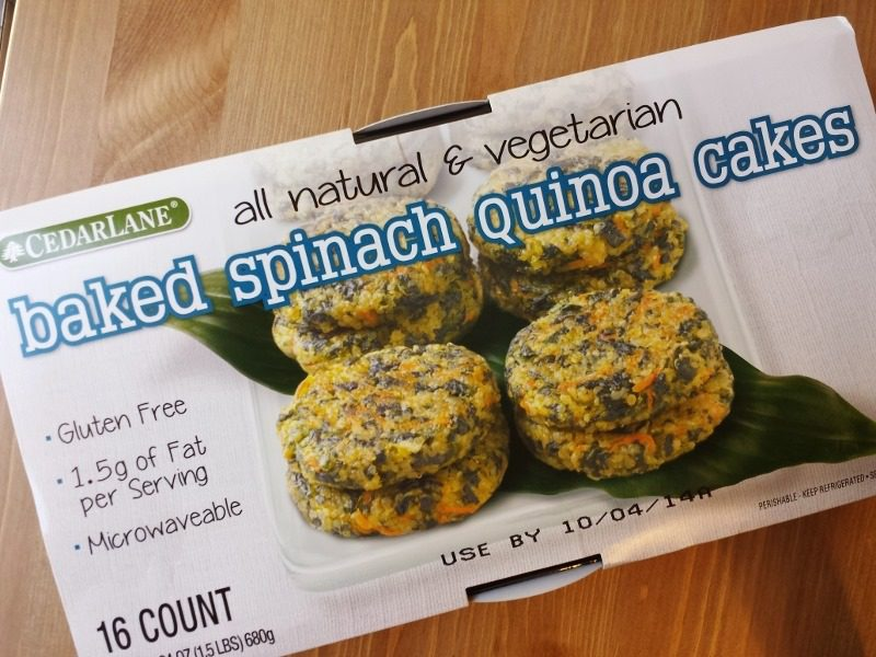 like them! They taste great and have some protein thanks to the quinoa ...