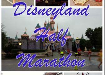 Disneyland Half Marathon Recap