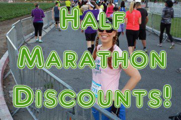 Half Marathon Race Discount Codes