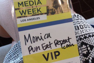 Social Media Week and French Fries