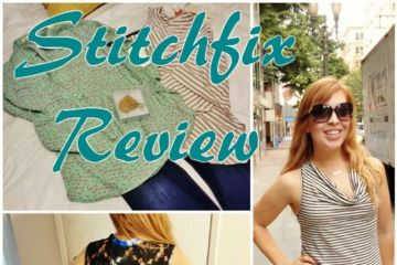StitchFix Review Fashion Delivery Box 4