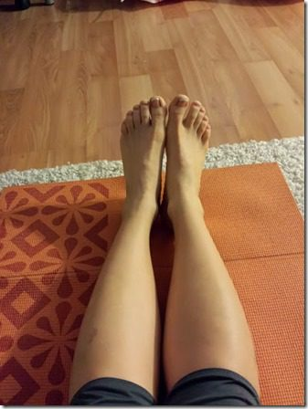 stretching after a run 409x545 thumb What Im Eating for My Thyroid Issues