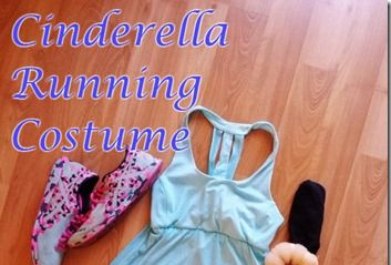How To Make Cinderella Running Costume