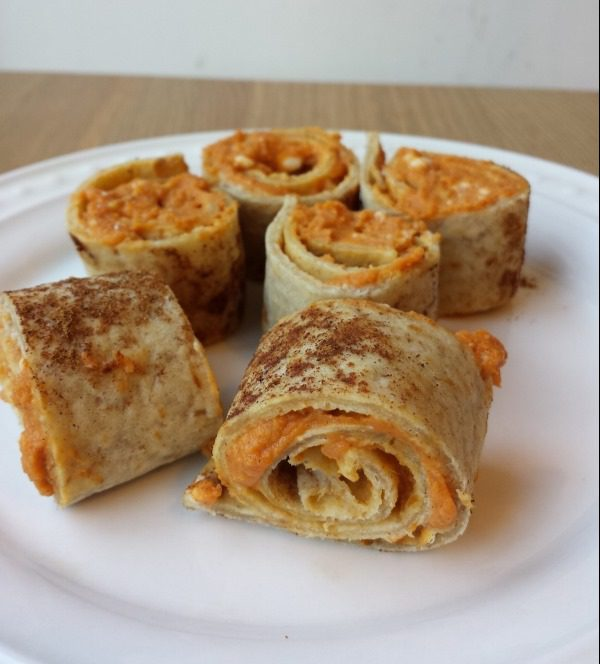 Healthy Pumpkin Roll Recipe