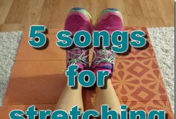 The Best Recovery Songs for Stretching