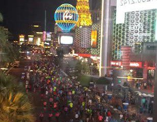 Rock N Roll Las Vegas Half Marathon 2014