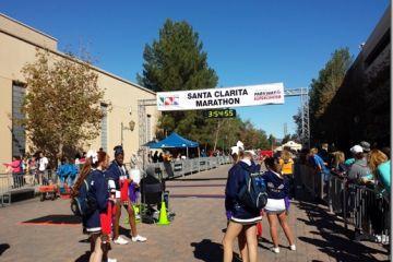 Santa Clarita Marathon and Half Marathon Results and Recap