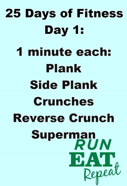 how to get abs in 1 day