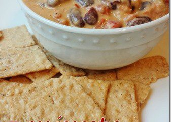 5 Minute Bean Dip Recipe
