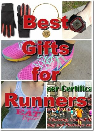 best gifts for runners list