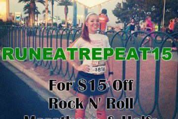 Rock N Roll Half and Full Marathon Discount Code