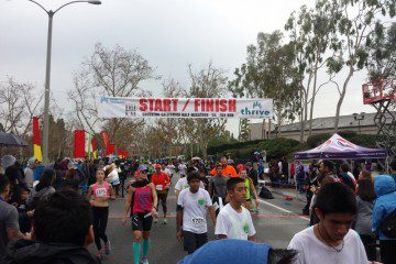 Irvine Half Marathon Results and Recap