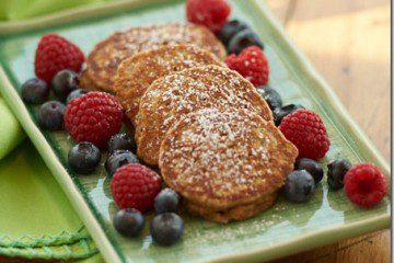 Cinnamon Chex Pancakes Recipe